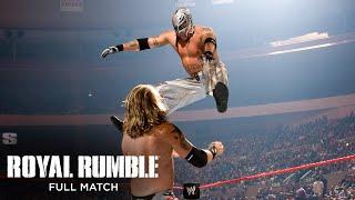 FULL MATCH - Edge vs. Rey Mysterio: World Heavyweight Championship Match: Royal Rumble 2008
