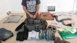 Упаковка чемодана(Как правильно, компактно и качественно собрать багаж http://elenapuzatko.com., 2015-07-06T09:13:13.000Z)