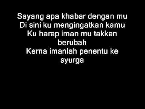 Aurat(sayang) - Parody lagu sayang (SHAE)
