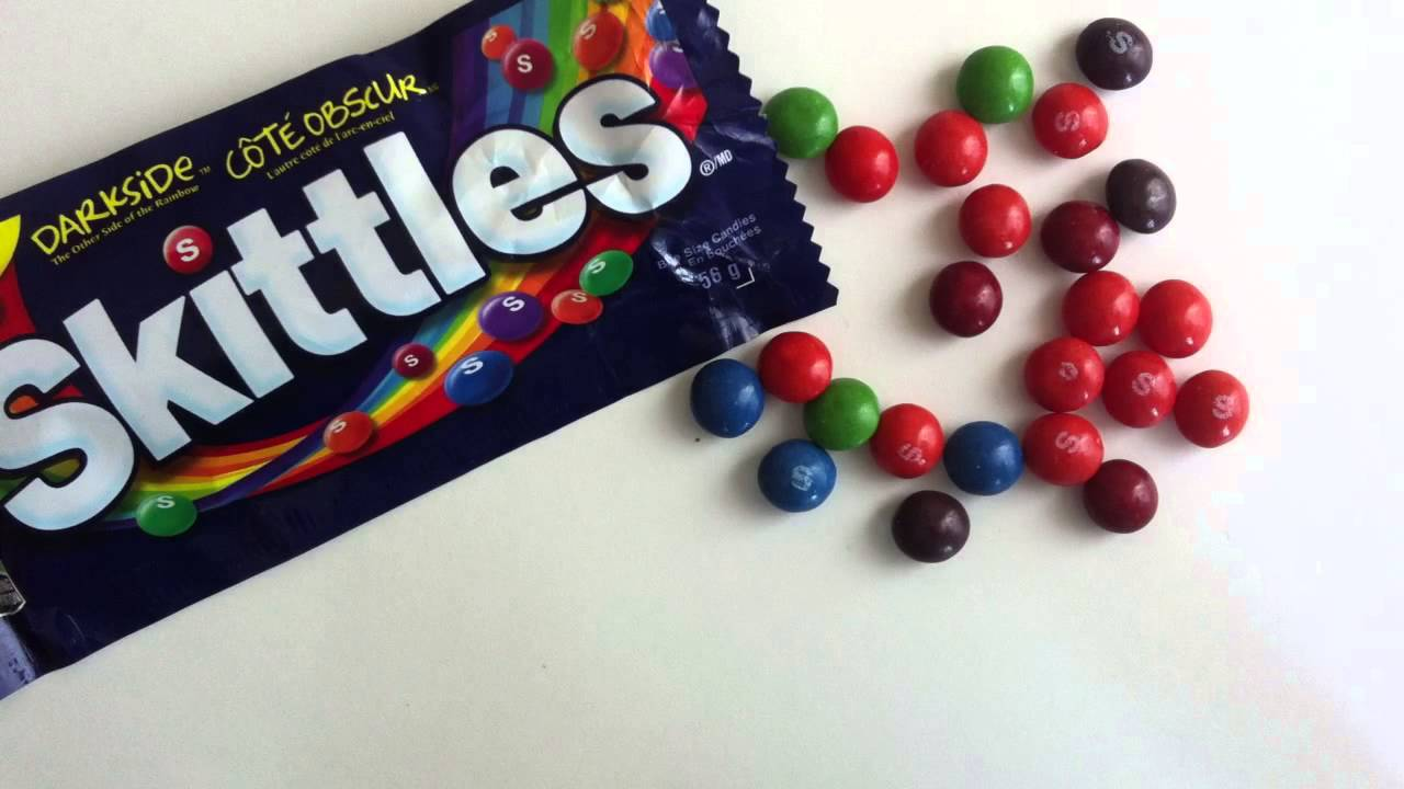 Skittles Darkside review