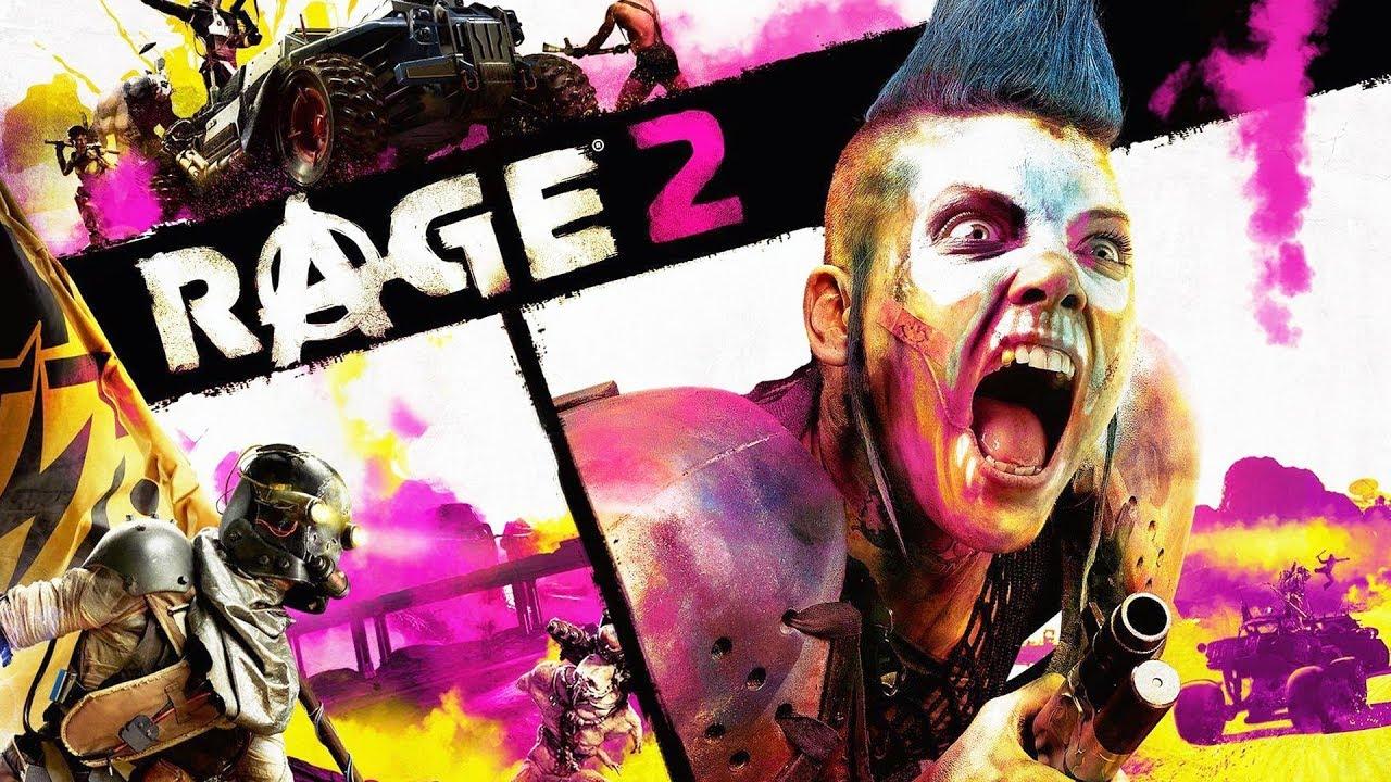 RAGE 2 - O Início de Gameplay, Dublado e Legendado em Português PT-BR