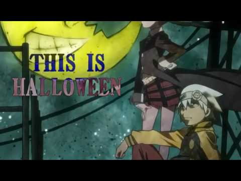Soul eater amv this is halloween youtube - This is halloween soul eater ...