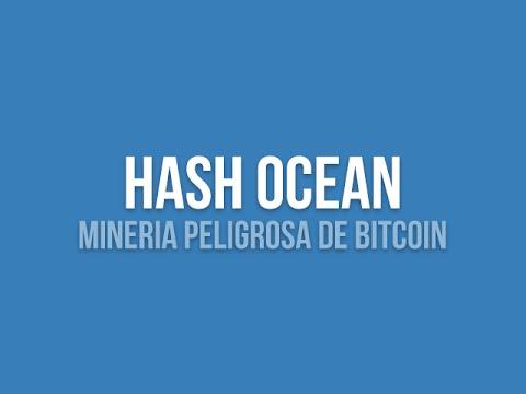 HashOcean 15 KHS Gratis Para Minar Bitcoin
