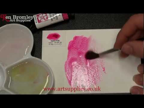 Daniel Smith Extra Fine Watercolour Opera Pink 198 Series 1