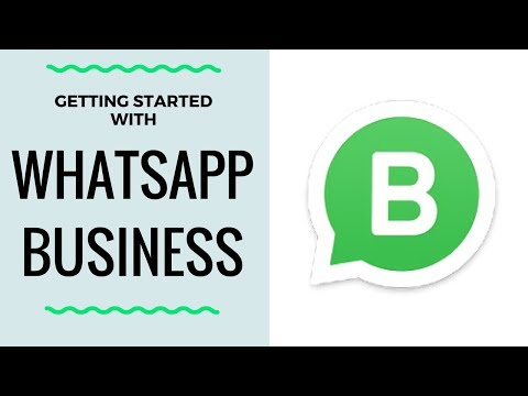 WhatsApp Business on Android Phone - Getting Started