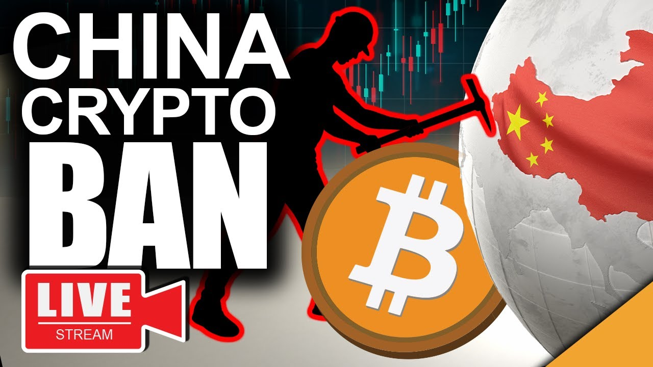 ⚠️Alert China Bans Bitcoin!! (Top 5 Things To Watch In Crypto This Week)