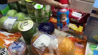 видео: Покупка продуктов с чеком, что сколько стоит?!
