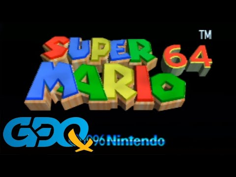 Super Mario 64 120 Star By Cheese05 In 1 45 19 Gdqx2018