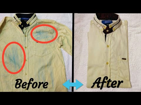 How to Remove Tough Stains From Clothes- ज़िद्दी दाग कपड़ो से आसानी से निकाले घर पे