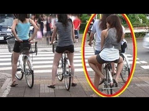 【閲覧注意】あなたも自転車好きになる画像集…ありえない自転車女子たち。とんでもない画像。嘘のような決定的瞬間。