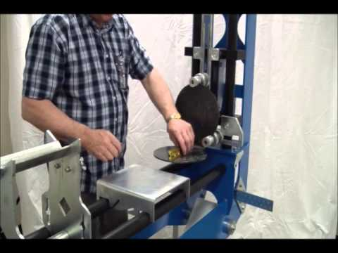 Condell Clamp set up demostration