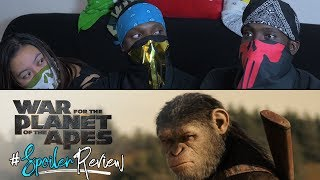 War for the Planet of the Apes | SPOILER Movie Review