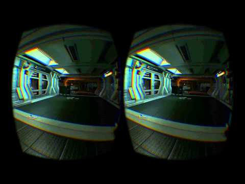 Alien Isolation Part 2 Oculus Rift DK2 Hack
