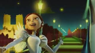 Пісня ''Сіна'' з мультфільму ''Монстр в Парижі'' M, Vanessa Paradis - La Seine