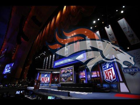 Denver Broncos 2016 NFL Draft Highlights ᴴᴰ