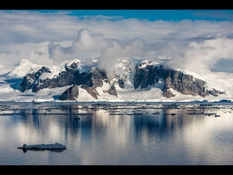 Geologic History of Earth and the Origins of Antarctica