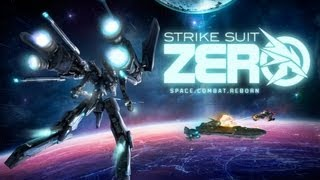 Strike Suit Zero Gameplay (PC HD)
