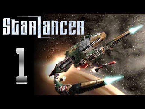 Let's Play StarLancer - E1 - CDs and Cathode Ray Tubes