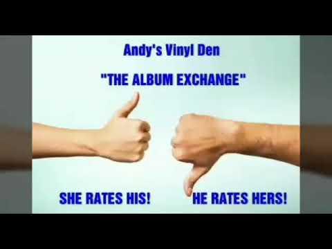 THE ALBUM EXCHANGE: Rating Each Others Picks! Vinyl Community  Episode 1
