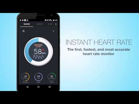 Instant Heart Rate HR Monitor Pulse Checker Apps On Google Play