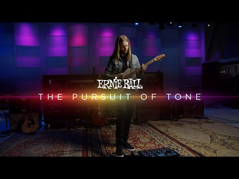 Ernie Ball: The Pursuit of Tone  James Valentine Maroon 5 Harder to Breathe