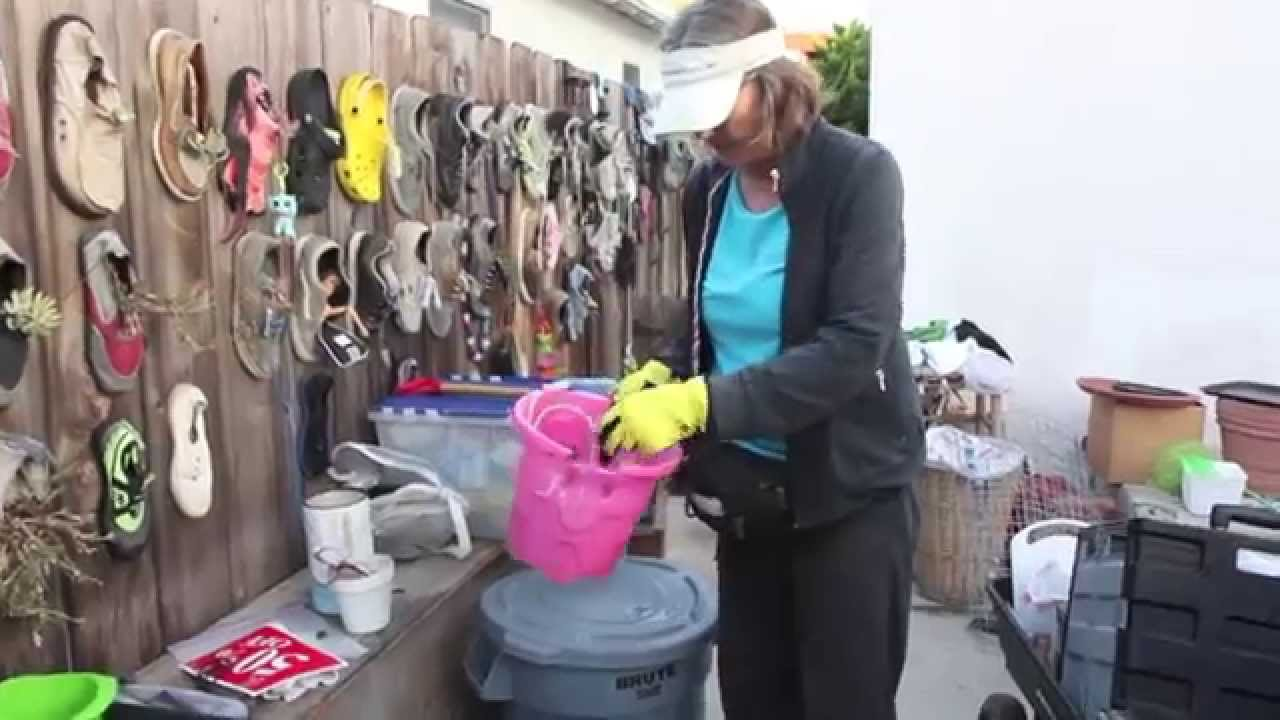 San Diego Reader: Cathy Ives Talks about Mission Beach Trash