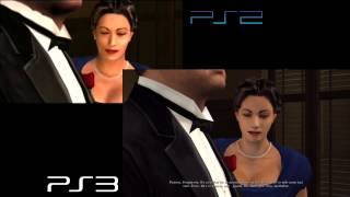 The Godfather - PS2 vs PS3 Comparison