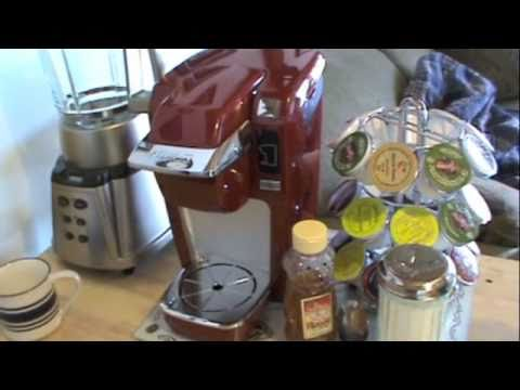 Keurig Coffee Maker Quit Working No Power : Keurig B31 Mini Plus Review - YouTube