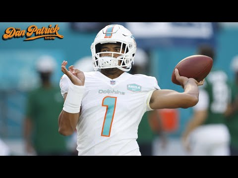 Are The Dolphins Sold On Tua Tagovailoa? Peter Schrager Discusses | 05/14/21