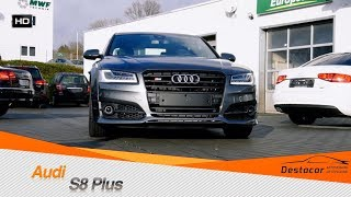 Сумасшедшая Потеря Стоимости Audi S8 Plus Из Германии  /// Новая Машина За Такие Деньги?