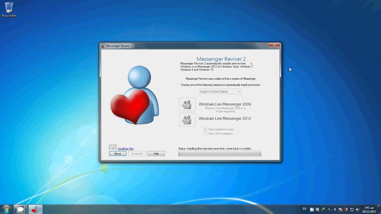 Msn messenger server for msn 4. 7 md5 messenger level 400.