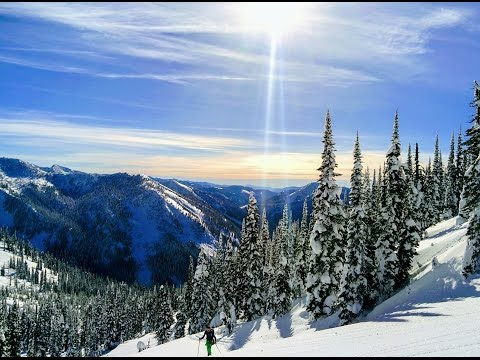 Canada Backcountry Ski Road Trip '17