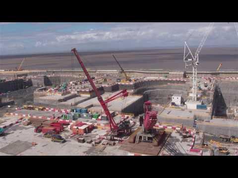 Hinkley Point C update Sep 2018 (Burnham-On-Sea.com)