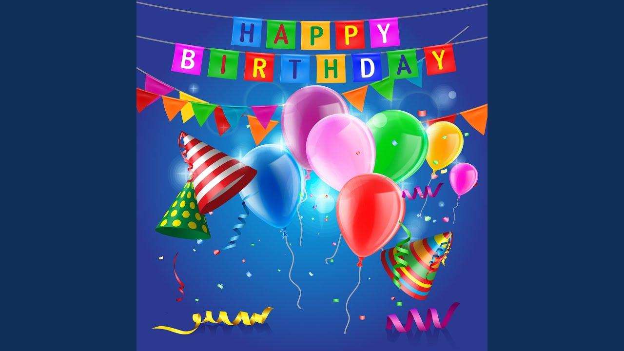 Happy Birthday Russian Lyrics Youtube