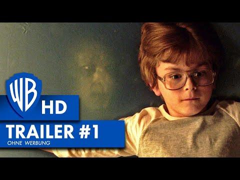 CONJURING 3: IM BANN DES TEUFELS – Offizieller Trailer #1 Deutsch German (2021)