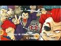 Livelli di combattimento Red Ribbon e cyborg Dragon Ball