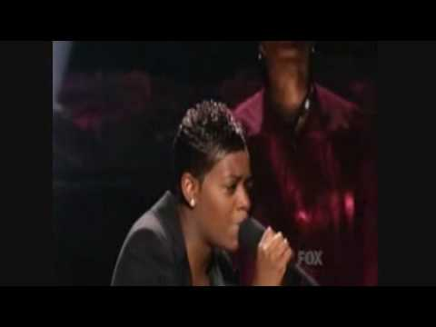 American Idol Fantasia Final Round!