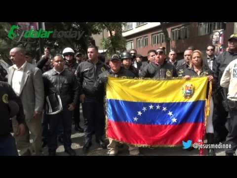 Escoltas Bolivarianos ¡Apoyan a la Asamblea Nacional!