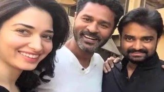 Director Vijay to Direct Actor Prabhudeva for a Movie that is to be done in 3 Languages