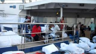 Carnival Triumph: Tour the disaster at sea - 1