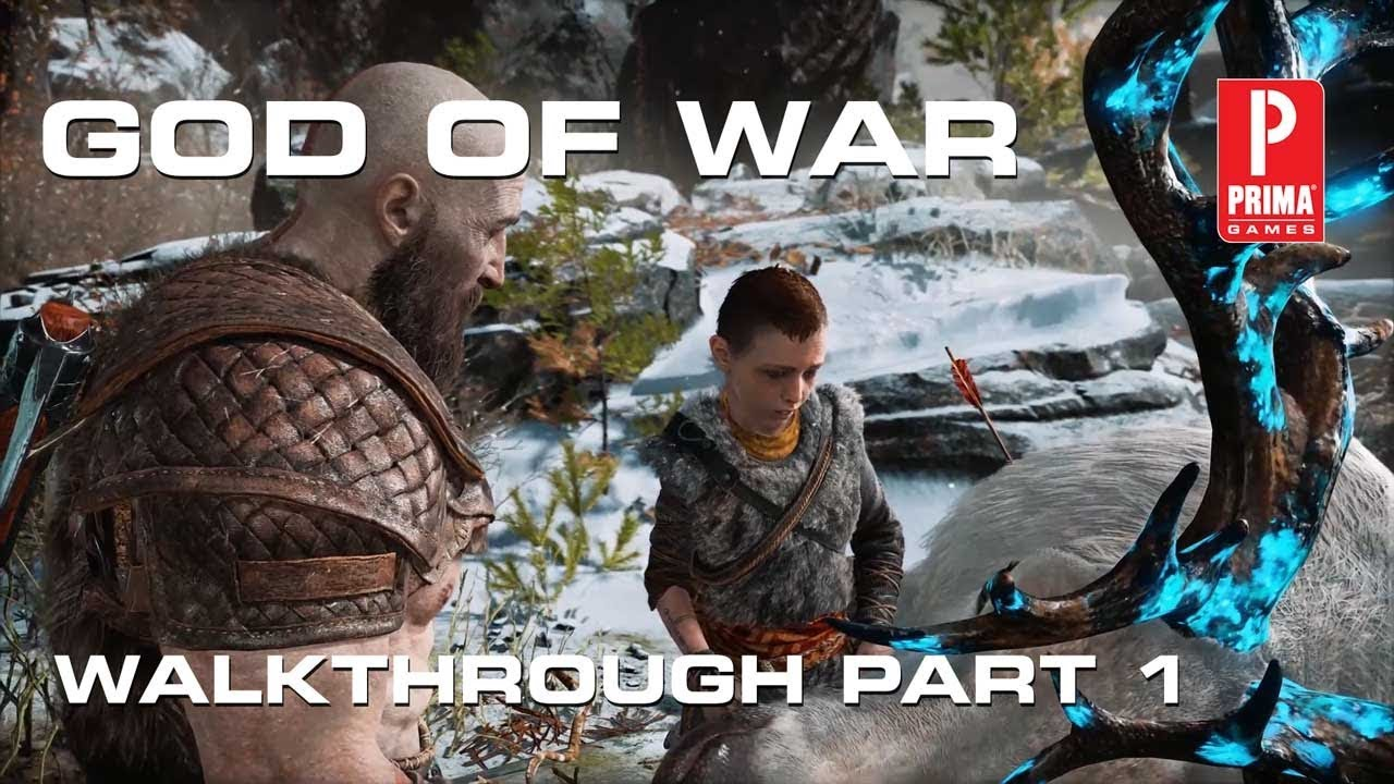 God of War – How to Defeat Travelers | Tips | Prima Games