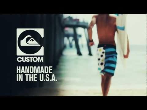 Quiksilver Custom Boardshorts