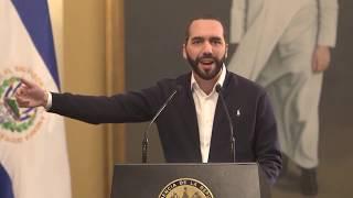Presidente Nayib Bukele | Conferencia De Prensa acerca del Voto en El Exterior | COMPLETA HD