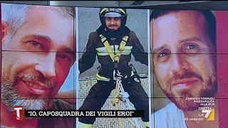 La Testimonianza Dell'ex Caposquadra Dei Vigili Del Fuoco Morti Nell'esplosione Della Cascina