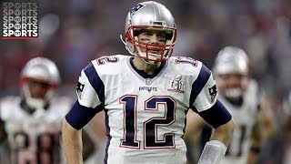 Video Released of Tom Brady's Super Bowl Jersey Being Stolen