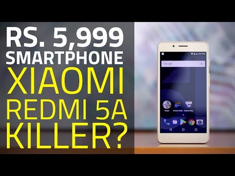 10.or D Review | Is This Rs. 5,999 Phone a Redmi 5A Killer?
