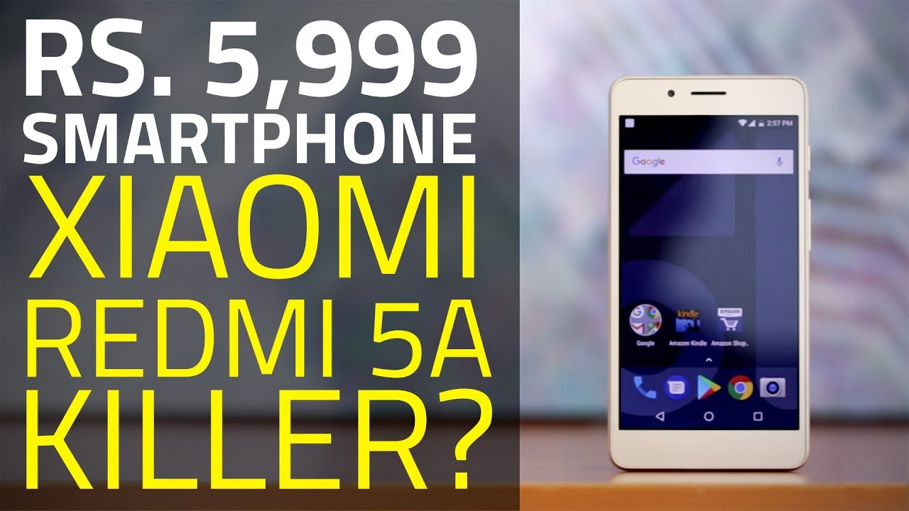 10 or D Review | Is This Rs  5,999 Phone a Redmi 5A Killer?