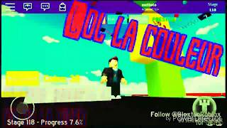 #6 [Roblox] {I was escaping a man fou😱}