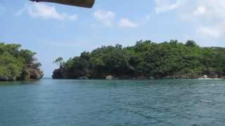 Island Hopping on Guimaras Island, Near Iloilo City