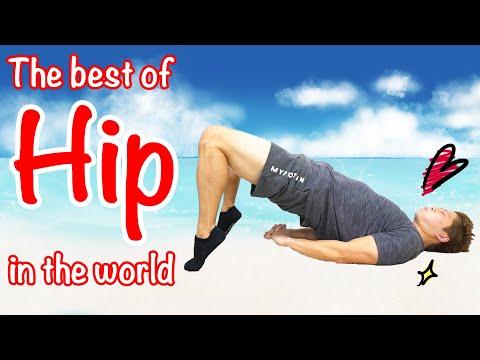【10分】骨盤締めダイエット!毎日10分で寝たまま華奢やせ!(女性限定無料ボディメイクコース実践編#2) | Muscle Watching